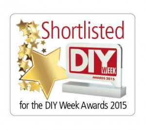 DIY Week Awards 2015 Shortlist Seal