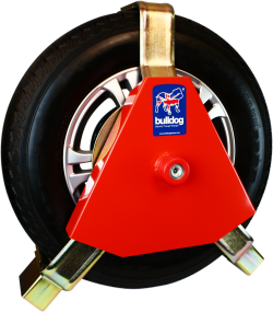 CA2000 wheel clamp
