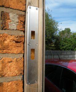 repair plate for sashlock