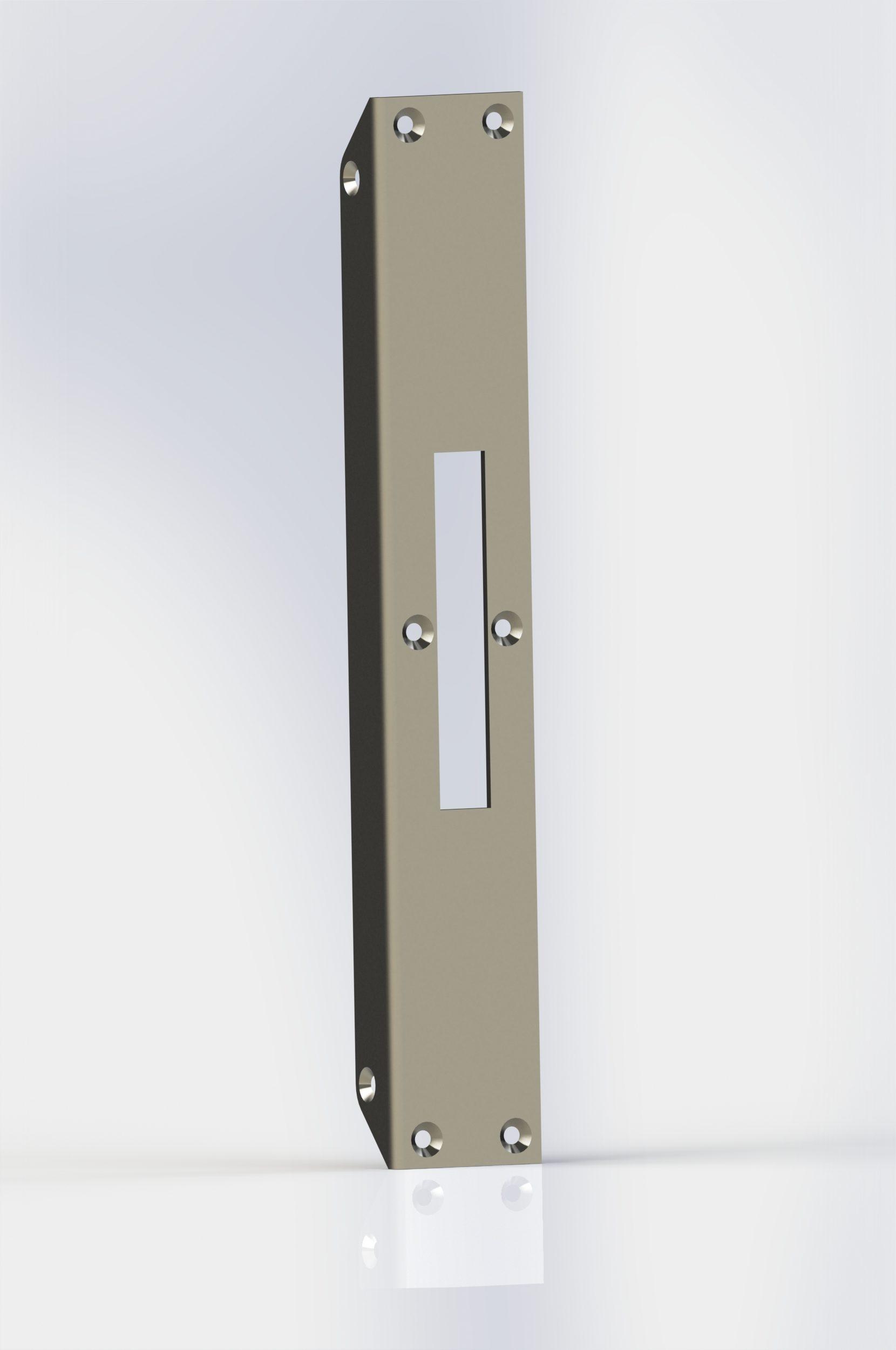 Universal Frame Repair Plate