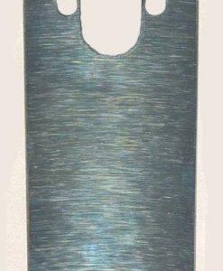 Plate to suit Scandinavian Oval Lockcase